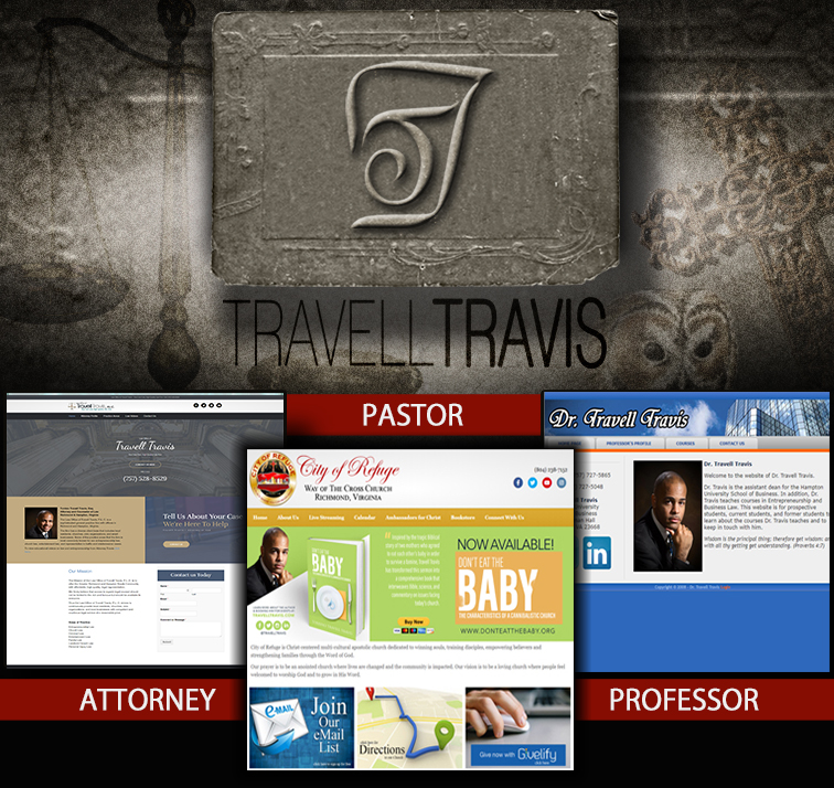 Travell Travis | Attorney, Minister & Professor